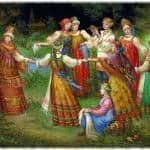 Обрядовый фольклор